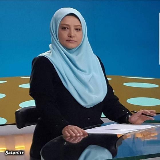 همسر مجریان مجری و گوینده شبکه خبر خانواده الهام ملک محمدی بیوگرافی الهام ملک محمدی