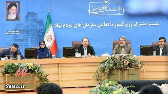 وزارت کشور سوابق مینو خالقی بیوگرافی مینو خالقی انتصابات دولت روحانی