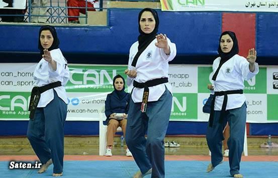 تکواندو بانوان پومسه تکواندو چیست پومسه بانوان اخبار تکواندو taekwondo poomsae