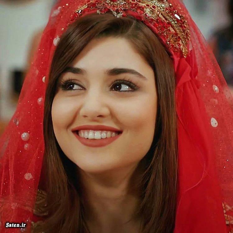 عکس بازیگر ترکیه ای هانده ارچل