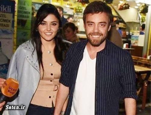 عکس بازیگران ترکیه ای به همراه همسرشان