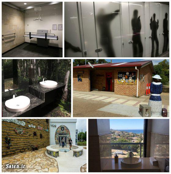 مطالب جذاب مطالب باور نکردنی اما واقعی مطالب با حال عکس توالت روز جهانی توالت جاذبه توریستی توالت عمومی بهترین توالت