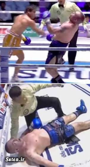 موی تای تایلند موی تای مسابقات بوکس حرفه ای مبارزه در قفس مرگ مبارزات موی تای حوادث ورزشی حوادث واقعی اخبار بوکس اخبار ایتالیا