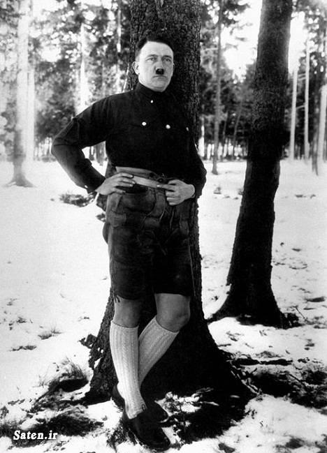 عکس لو رفته سیاسی عکس لو رفته عکس دیده نشده بیوگرافی هیتلر بزرگترین رهبران سیاسی جهان