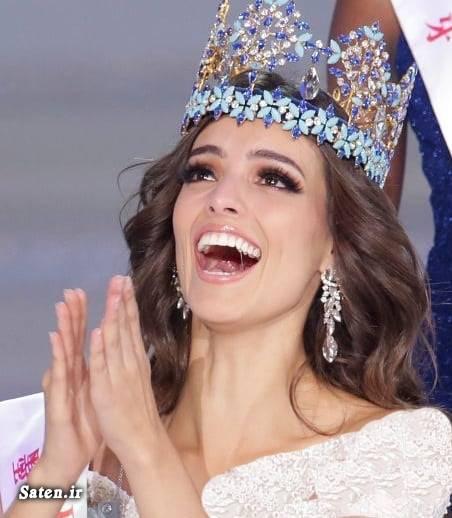 ونسا پونس کیست ملکه زیبایی دنیا معیارهای انتخاب دختر شایسته جهان مدل لباس عروس جدید لباس عروس افراد مشهور عکس ملکه زیبایی عکس زنان جذاب زیباترین لباس عروس زیباترین زن دنیا بدون آرایش زیباترین زن جهان زیباترین دوشیزه دنیا زیباترین دختر دنیا زیباترین دختر جهان زن مکزیکی دختر شایسته جهان خوشگل ترین زنان جهان جذاب ترین زن دنیا جذاب ترین دختر Vanessa Ponce Miss World