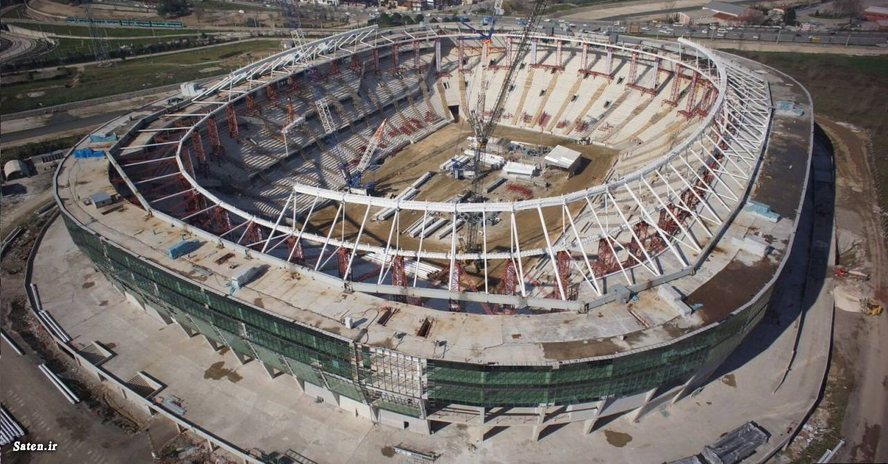 مدرن ترین <strong> استادیوم</strong>, ها مجهزترین ورزشگاه ها عکس ورزشی جدید عکس فوتبالی جدید زیباترین ورزشگاه فوتبال جهان پروژه های بزرگ جهان بزرگترین پروژه های ساختمانی استادیوم های جهان اخبار فوتبال خارجی اخبار ترکبه ابر سازه های جهان bursaspor timsah arena