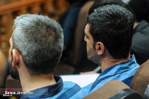 علیرضا شیرمحمدعلی کیست زندان تهران بزرگ اخبار قوه قضاییه اخبار قتل اخبار جنایی اخبار تهران
