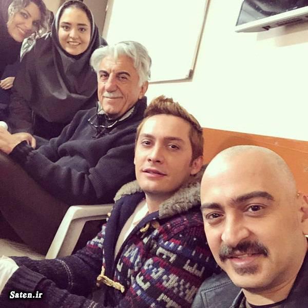 محمدرضا هاشمی کیست عکس جدید بازیگران سریال بوی باران بیوگرافی محمدرضا هاشمی بیوگرافی بازیگران بازیگران بوی باران (عروس تاریکی)