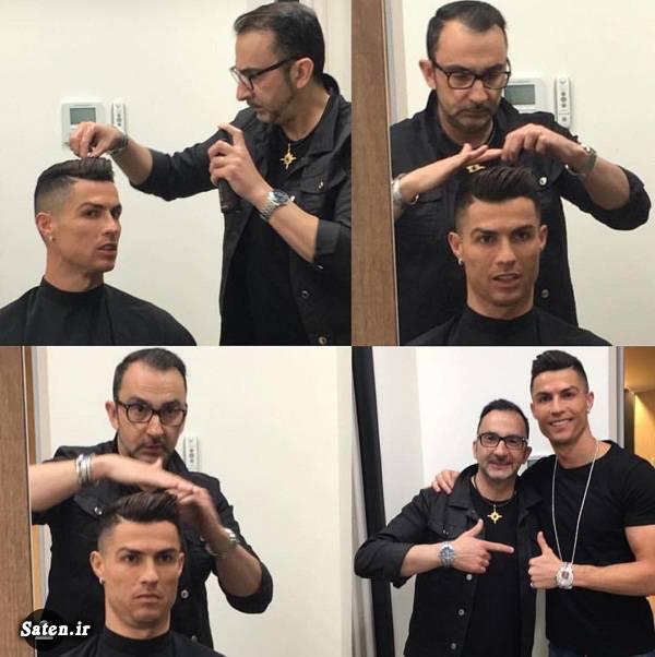 بیوگرافی کریس رونالدو بهترین آرایشگر اینستاگرام کریس رونالدو اخبار قتل اخبار جنایی آرایشگرهای معروف دنیا آرایشگر فوتبالیست ها آرایشگاه مردانه