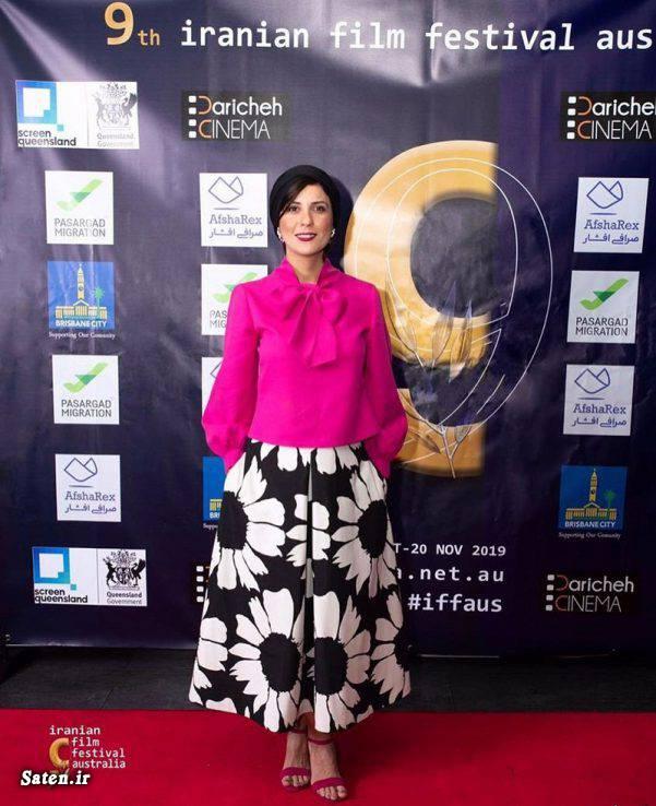 مدل لباس بازیگران عکس جدید بازیگران تیپ بازیگران زن ایرانی در خارج از کشور بیوگرافی سارا بهرامی اینستاگرام سارا بهرامی اخبار سلبریتی ها