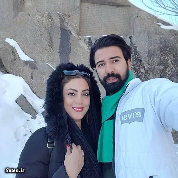 عکس های عروسی نیلوفر شهیدی و همسرش