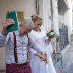 کرونا در جهان عکس کرونا عکس عروسی عروسی در کرونا عروسی در خارج از کشور جشن عروسی ایده های جالب برای جشن عروسی اخبار کرونا ویروس
