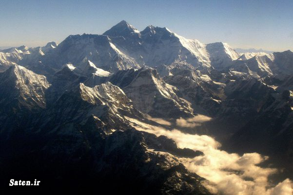 قله اورست عکس قله اورست توریستی نپال اورست کجاست آلودگی هوا