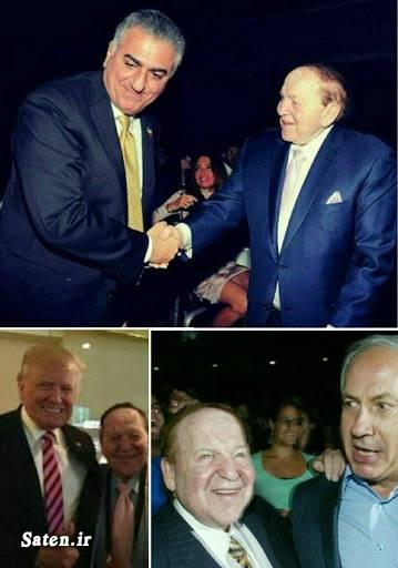 نتیجه انتخابات آمریکا تا این لحظه قمار باز معروف صاحب قمارخانه ثروت شلدون آدلسون تاریخ پایان ریاست جمهوری ترامپ پیشتاز انتخابات آمریکا پیش بینی انتخابات آمریکا پدر قمار جهان بیوگرافی شلدون آدلسون اخبار انتخابات آمریکا Sheldon Adelson