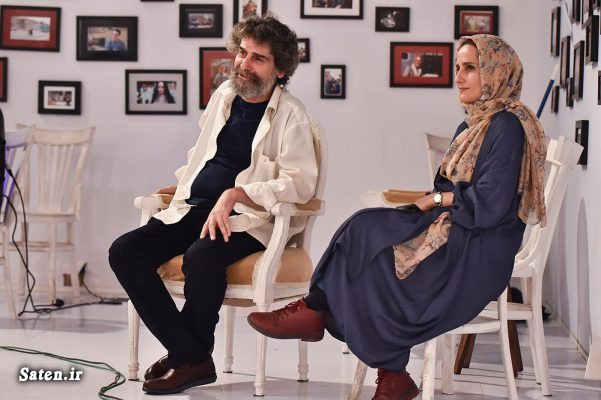 همسر الهام حاتمی محمد حاتمی کیست خانواده الهام حاتمی تهیه کنندگان تلویزیون بیوگرافی هنرمندان بیوگرافی الهام حاتمی برنامه چهل تیکه آرش ندایی کیست