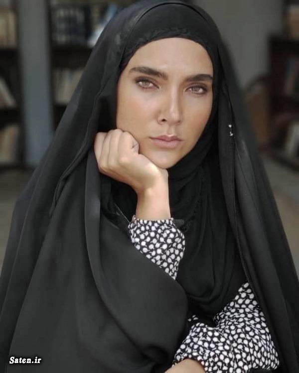 سارا رسول زاده بازیگر نقش نجلا در سریال نجلا + عکس