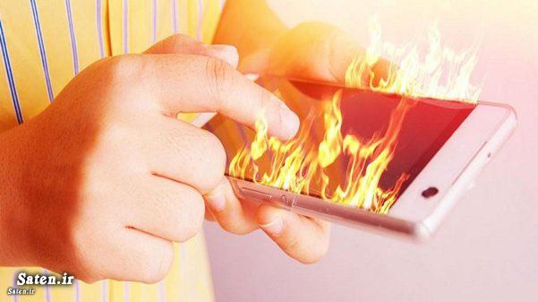 موبایل گیمینگ موبایل گیمر ها مشکل overheating گوشی مجله اخبار بازی (گیم) گوشی های تلفن همراه گوشی موبایل علت گرم شدن گوشی راه های جلوگیری از داغ شدن گوشی خنک کننده گوشی ترفند موبایل بهترین ترفندها اخبار گیم اخبار تکنولوژی اپلیکیشن چیست آیا داغ شدن گوشی ضرر دارد