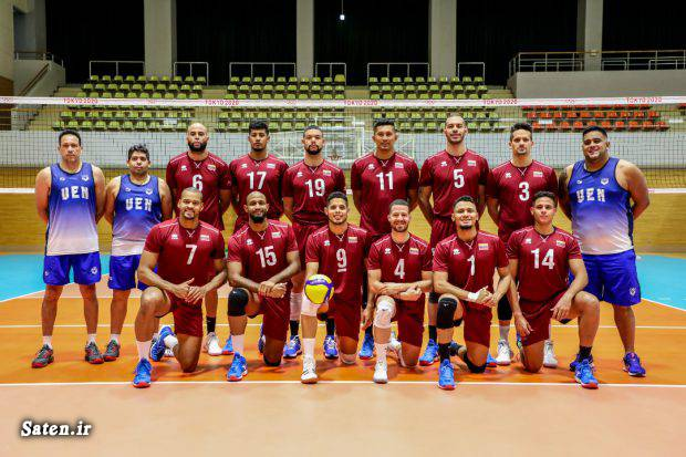 والیبال ونزوئلا والیبال ایران در المپیک ساعت بازی والیبال ایران ساعت بازی والیبال امروز بازی بعدی والیبال ایران